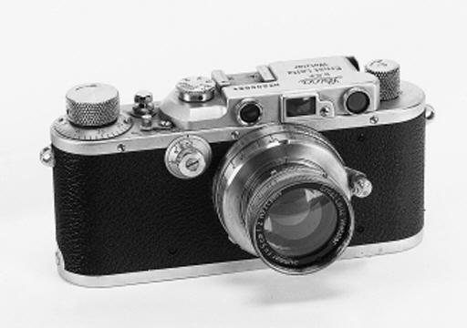 Leica IIIa no. 206664