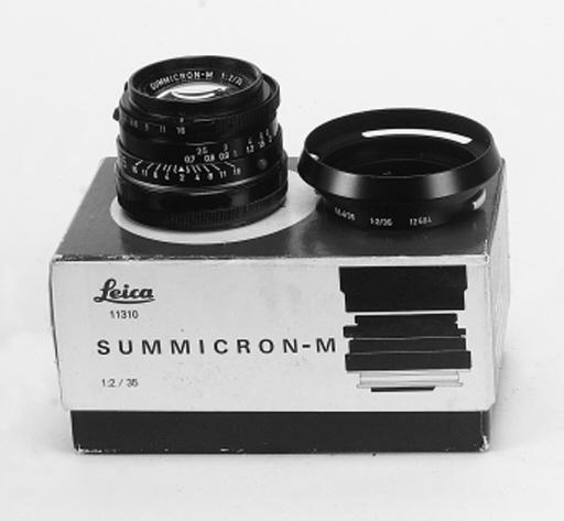 Summicron f/2 35mm. no. 297622
