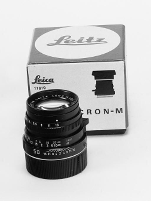Summicron f/2 50mm. no. 316726