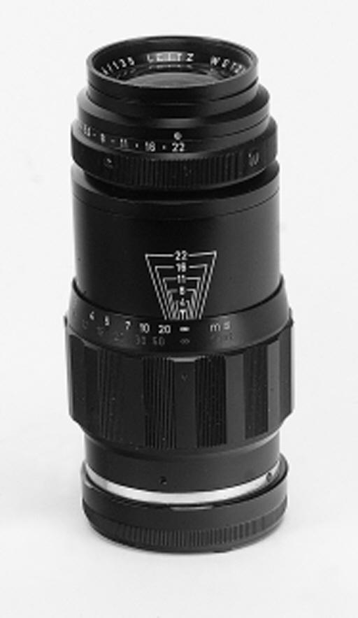 Tele-Elmarit f/4 135mm. no. 20