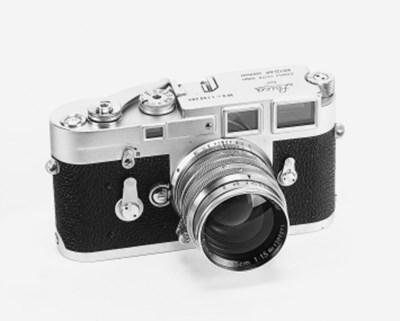 Leica M3 no. 1139484