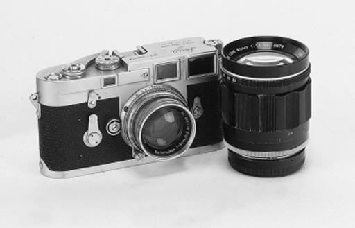 Leica M3 no. 830550
