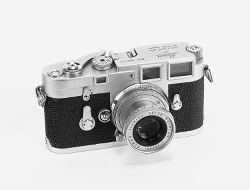 Leica M3 no. 855714