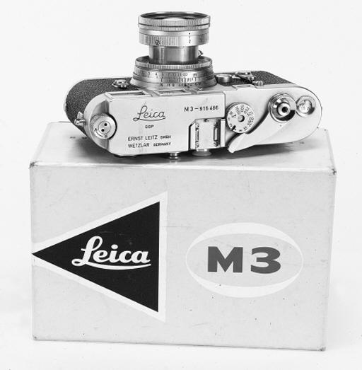 Leica M3 no. 915486