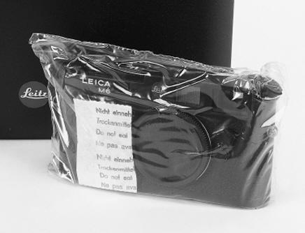 Leica M6 no. 1675729