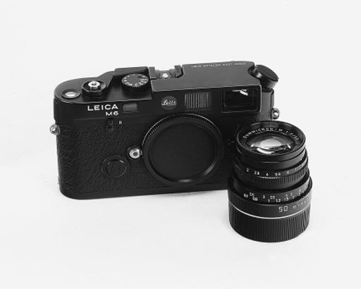 Leica M6 no. 1688367