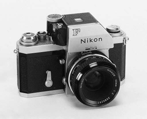 Nikon F Photomic no. 7320594
