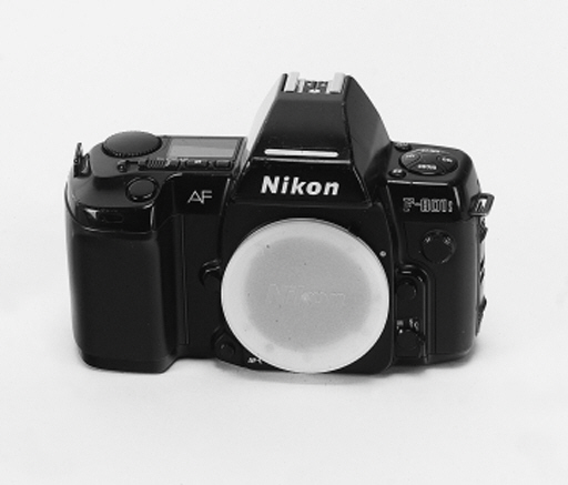 Nikon F-801s no. 3111810