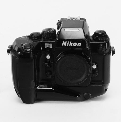 Nikon F4 no. 2117822
