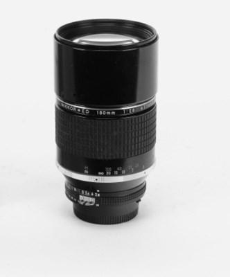 Nikkor *ED 180mm. f/2.8 no. 41