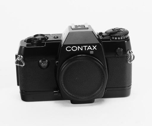 Contax 137 MA Quartz no. 03797