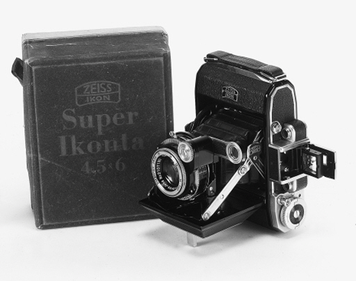 Super Ikonta 531 no. E87700