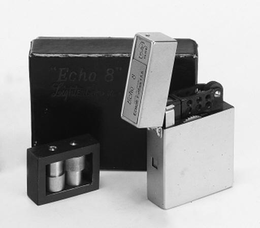 Echo 8 lighter camera