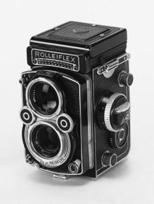 ROLLEIFLEX 3.5F NO. 2232492