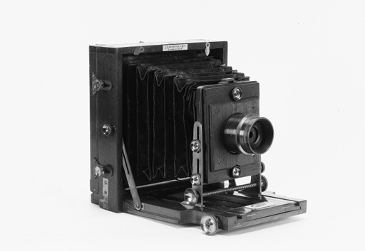 INSTANTOGRAPH 1895 FIELD CAMER