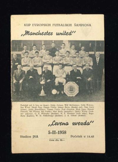 Red Star Belgrade v. Mancheste