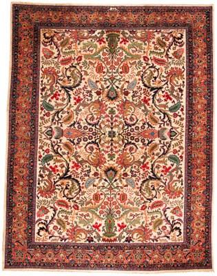 A Barodaron Tabriz carpet, Nor
