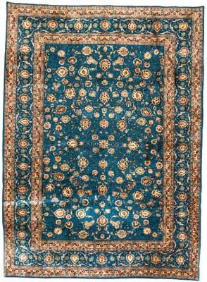 A fine Golkar Kashan carpet, C