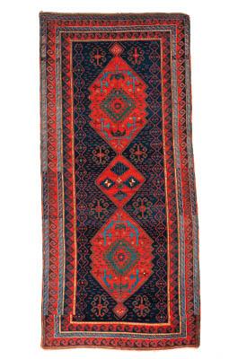 A fine antique Karabagh kelleh