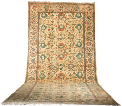 A fine carpet of Ziegler desig