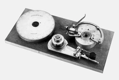 An Ashton's automatic counting
