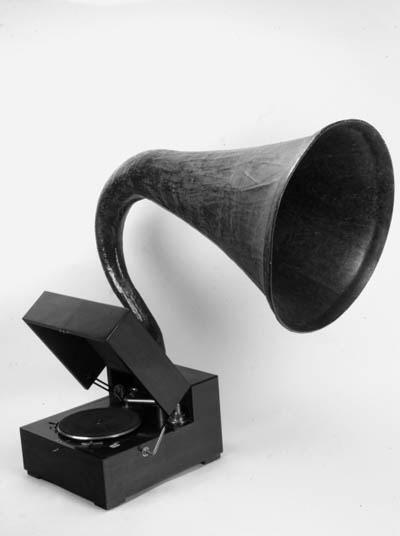 An EMG Mark X hand-made gramop