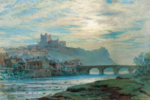 Joseph Arthur Pallister Severn