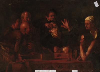 Follower of Michelangelo Merisi da Caravaggio