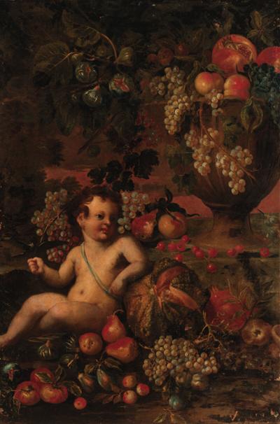 Follower of Abraham Brueghel