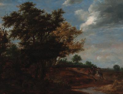 Attributed to Jakob Salomonsz. van Ruysdael (c. 1630-1681)