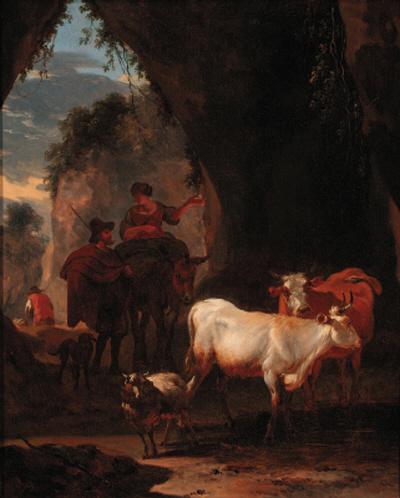 After Nicolaes Berchem