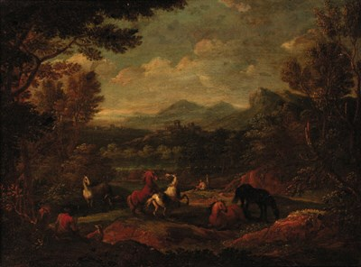 Attributed to Joachim-Franz Be