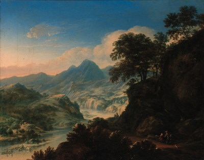 Attributed to Jan Griffier I (