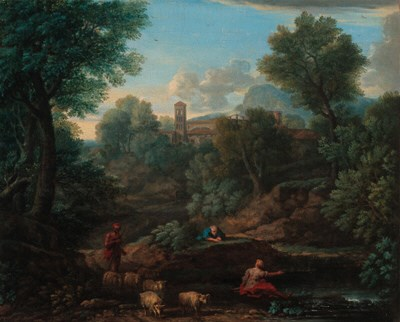 Attributed to Jan Frans van Bl