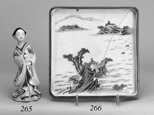 A Japanese model of a bijin