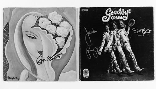 Derek And The Dominos/Cream