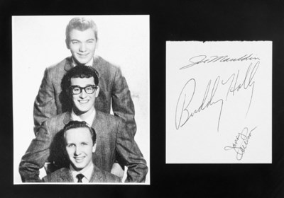 Buddy Holly And The Crickets