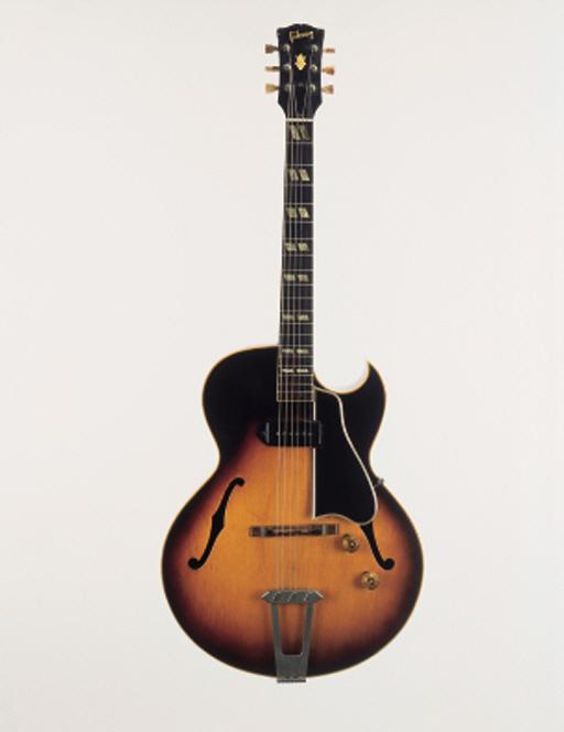 A 1954 Gibson ES-175