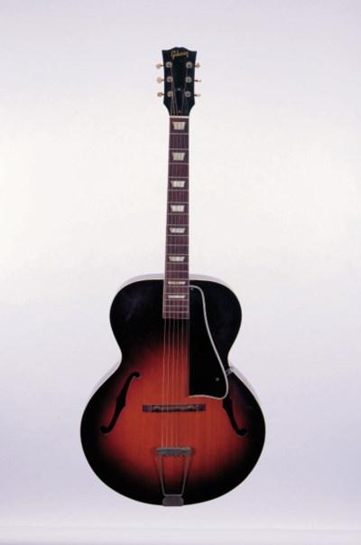 A circa 1950s Gibson L-50