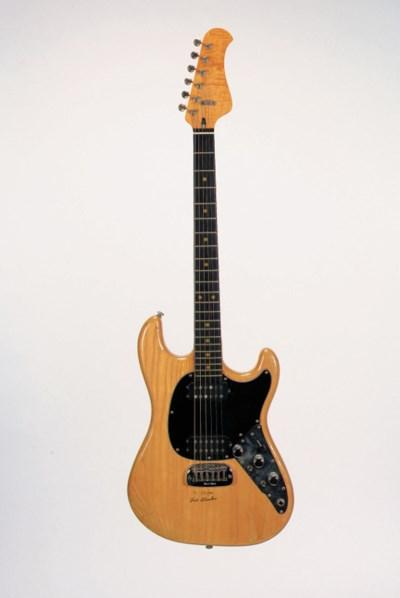A Leo Fender Guitar