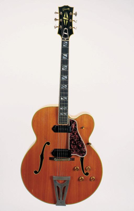A 1956 Gibson Super 400 CES/Sc