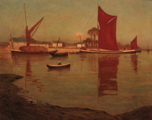 Philip G. Needell (exh. 1910-1