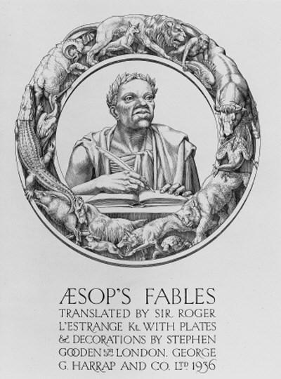 AESOP & Stephen GOODEN (illust