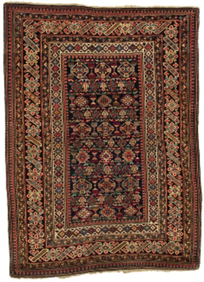 A fine Chichi rug