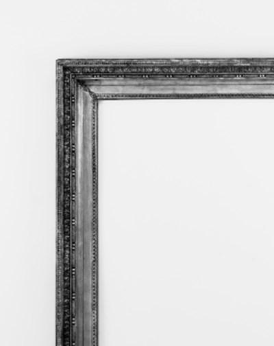 A French gilt composite frame,