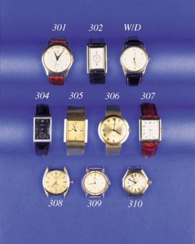 Rolex, a gentleman's 10ct gold