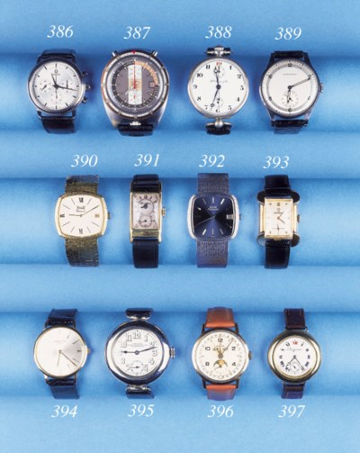 Longines, a gentleman's stainl