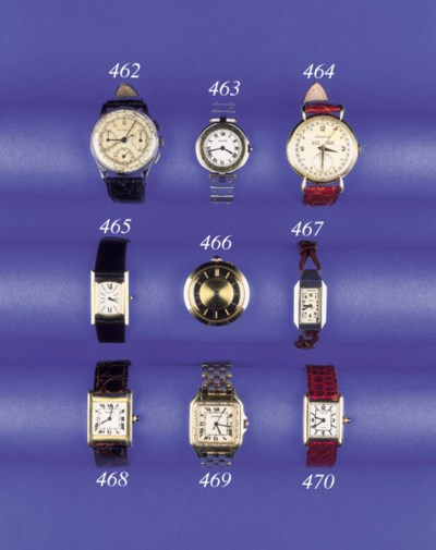 LeCoultre, a lady's stainless