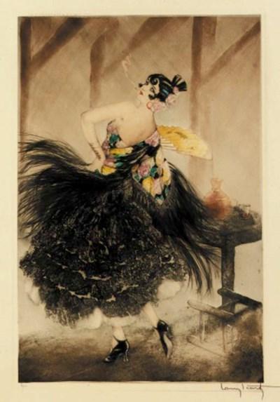 'Carmen' by Louis Icart