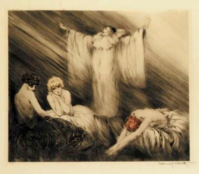'Poem' by Louis Icart